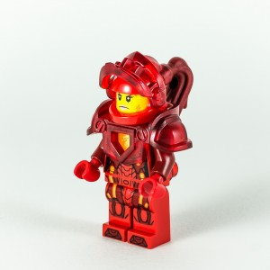 Review LEGO Nexo Knights 70331 Ultimate Macy_10