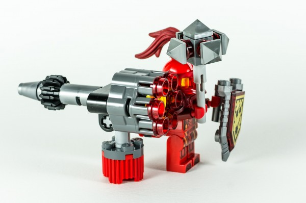 Review LEGO Nexo Knights 70331 Ultimate Macy_15