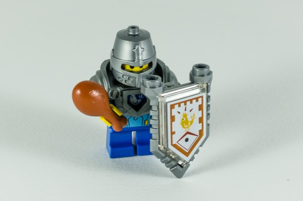 Review LEGO Nexo Knights 70333 Ultimate Robin 21