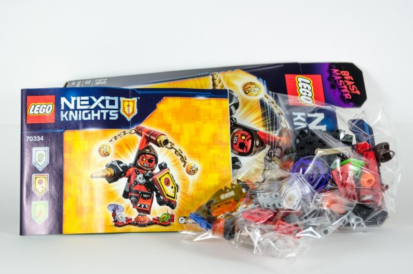 Review LEGO Nexo Knights 70334 Ultimate Beastmaster 03