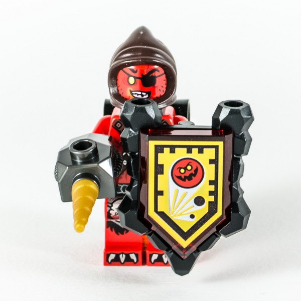 Review LEGO Nexo Knights 70334 Ultimate Beastmaster 07