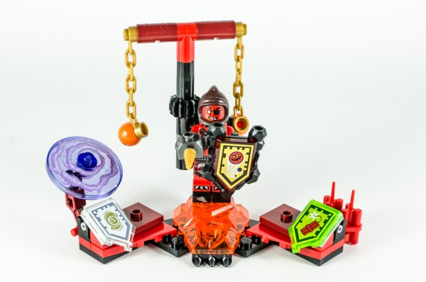 Review LEGO Nexo Knights 70334 Ultimate Beastmaster 15