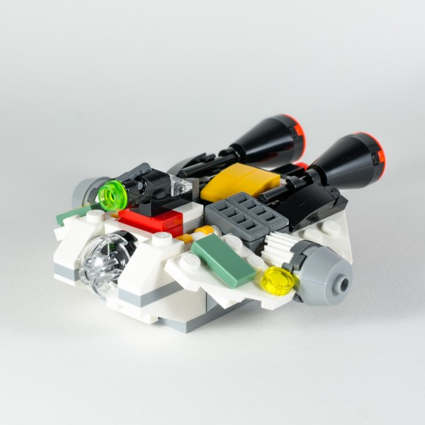 Review LEGO Star Wars 75127 The Ghost 13