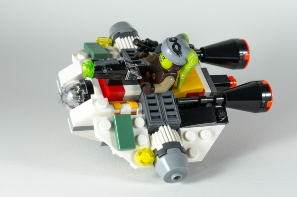 Review LEGO Star Wars 75127 The Ghost 14