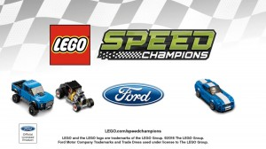 LEGO Speed Champions Ford 2016