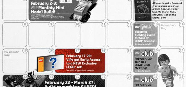 LEGO VIP Special Event
