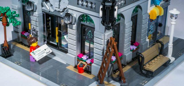 REVIEW LEGO 10251 – Creator Expert – Brick Bank