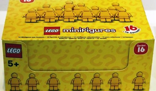 71013 Collectible Minifigures Series 16 liste minifigs
