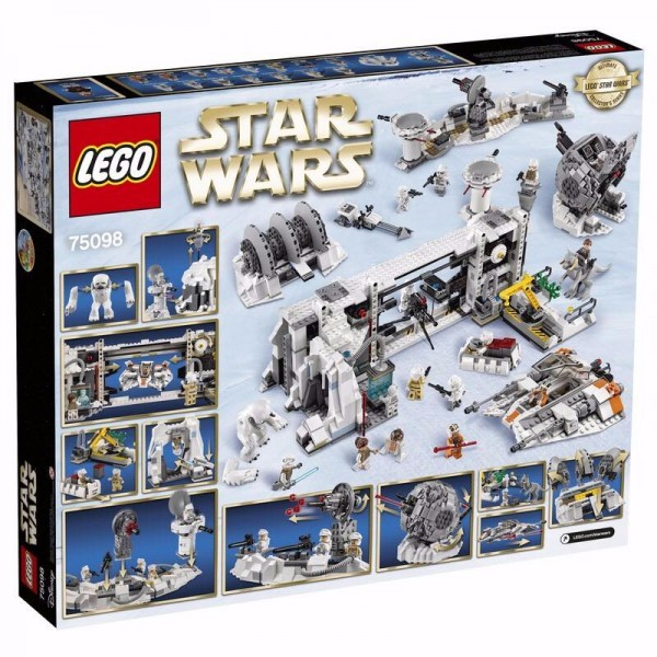 LEGO 75098 Assault on Hoth