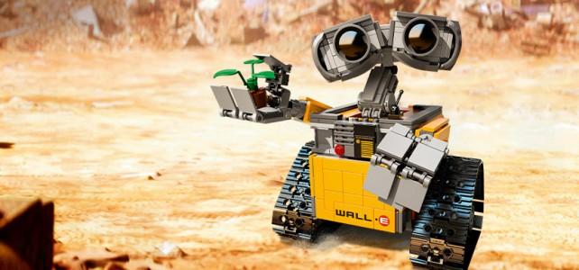 REVIEW LEGO 21303 Wall-E