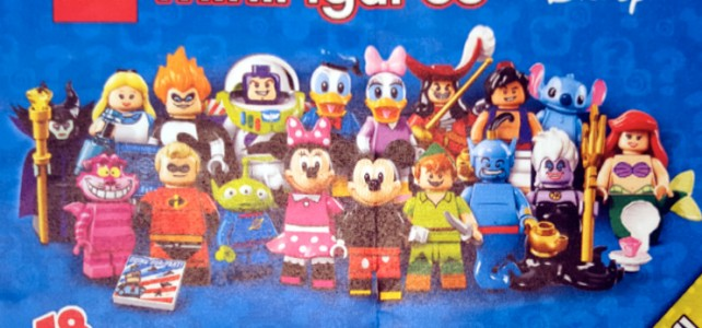 LEGO 71012 Disney Collectible Minifigures