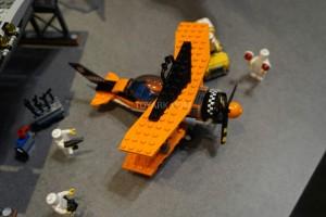 LEGO City 60103 Airport Air Show 4