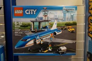 LEGO City 2016 60104 Airport 1