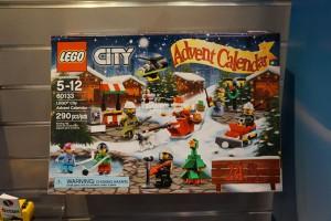 LEGO City 60133 Advent Calendar 1