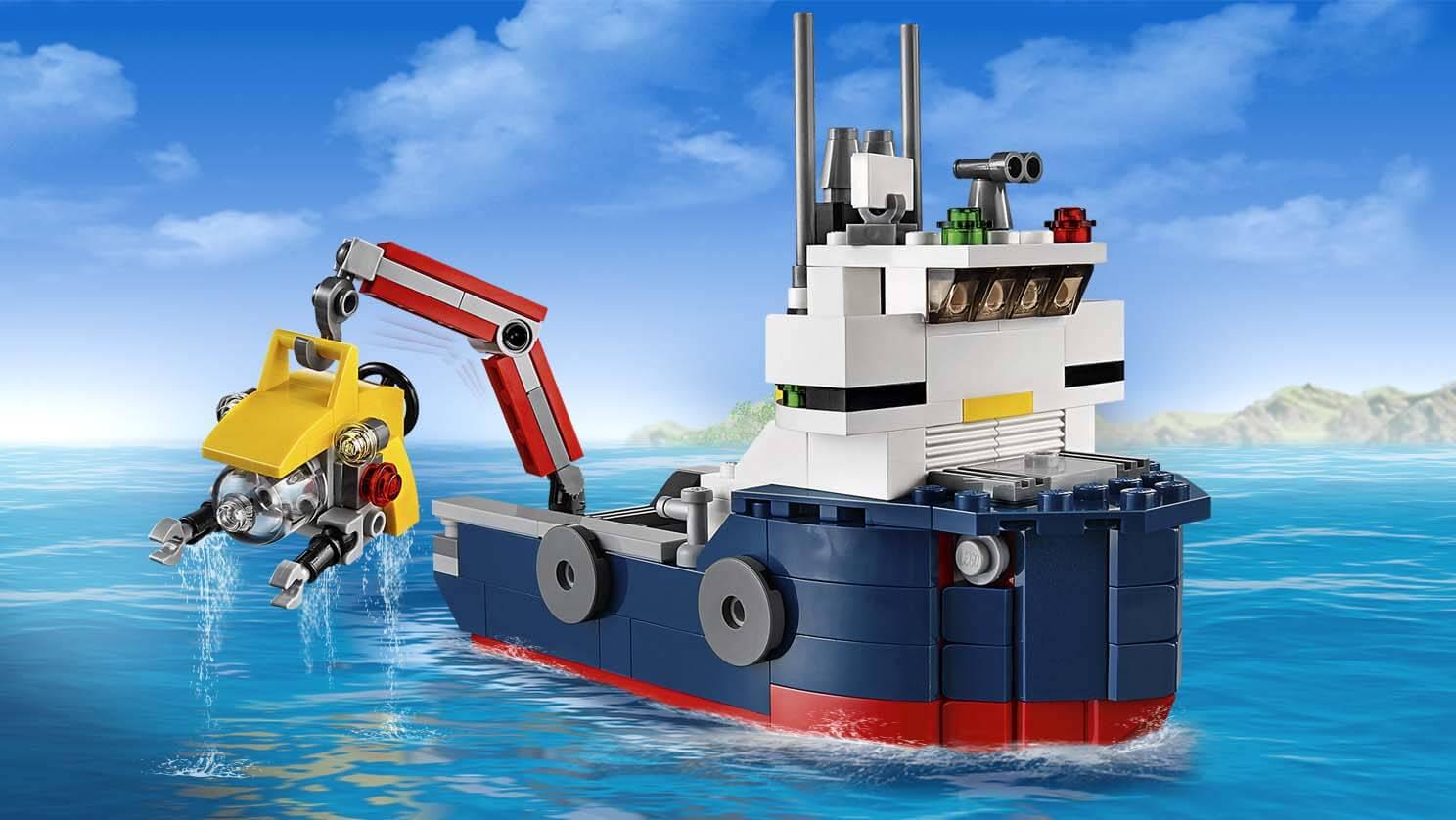 Lego Ocean Explorer 31045