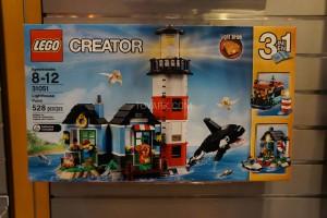 LEGO Creator 2016 31051 Lighthouse Point 1