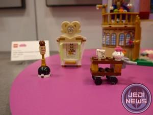 LEGO Disney Princess 41067 Belle's Enchanted Castle 3