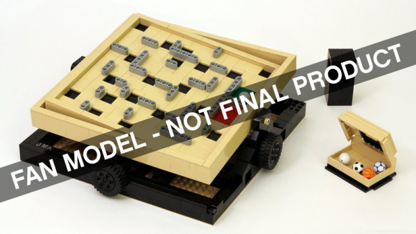 LEGO Ideas 21305 Labyrinth Marble Maze