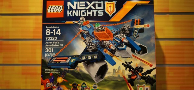 LEGO Nexo Knights 2016 13