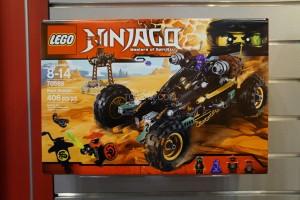 LEGO Ninjago 70589 Rock Roader 1