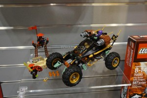 LEGO Ninjago 70589 Rock Roader 2
