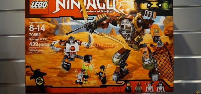 LEGO Ninjago 2016 70592 Salvage M.E.C 1