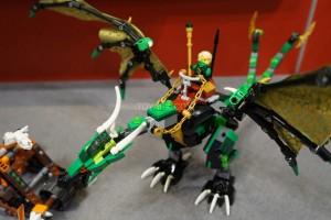 LEGO Ninjago 70593 The Green NRG Dragon 3