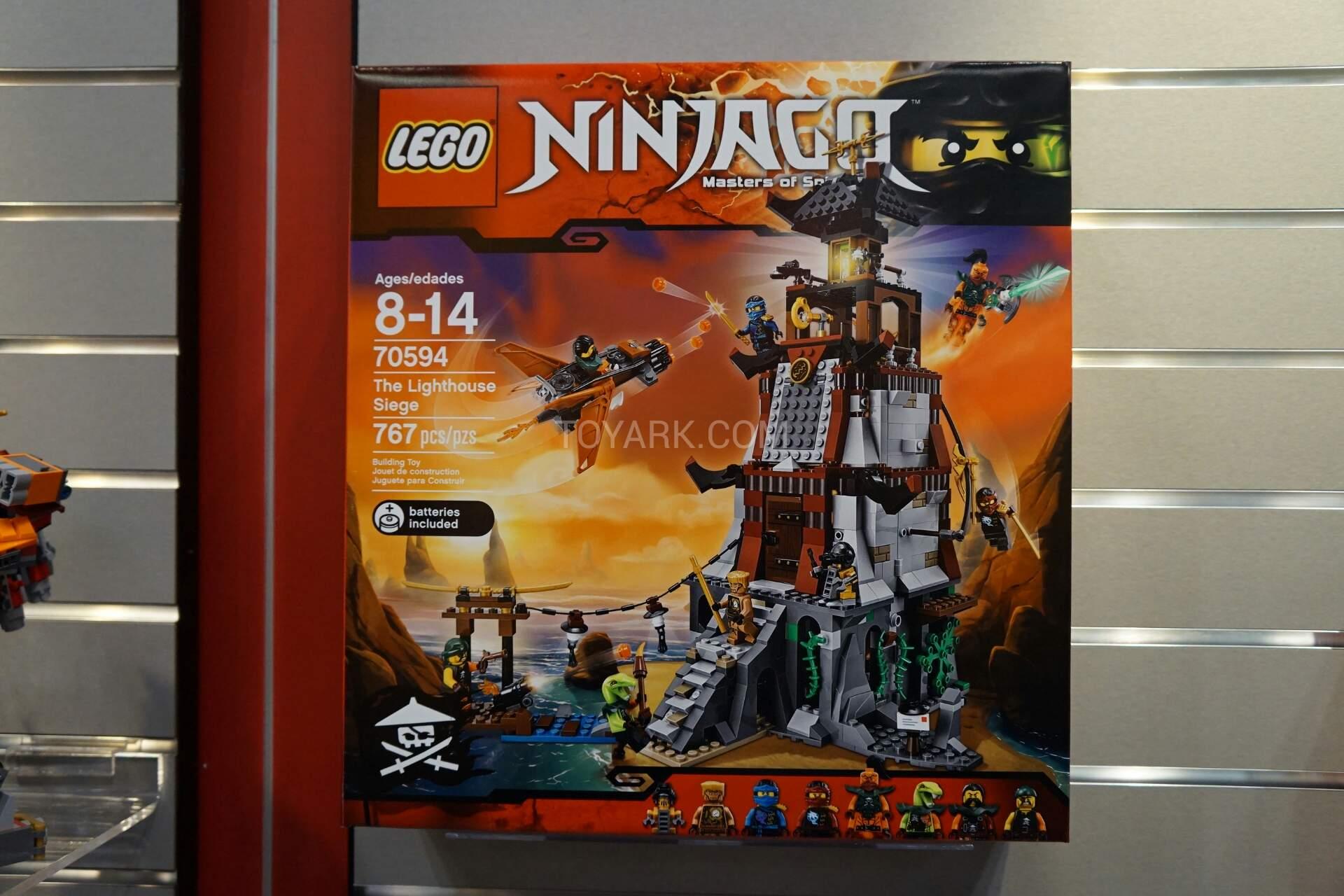 new york toy fair  nouveautés lego ninjago 2016  hellobricks
