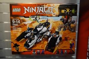 LEGO Ninjago 2016 70595 Ultra Stealth Raider 1