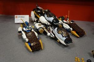 LEGO Ninjago 70595 Ultra Stealth Raider 2