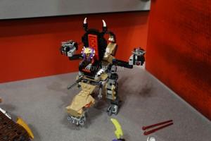 LEGO Ninjago 70595 Ultra Stealth Raider 3