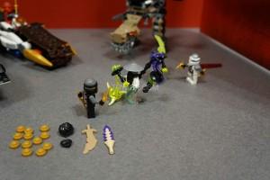 LEGO Ninjago 70595 Ultra Stealth Raider 4