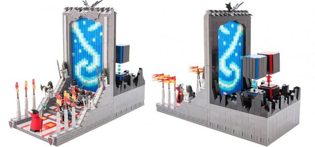 LEGO Portail entre les mondes