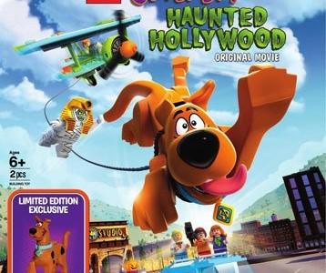 LEGO Scooby-Doo Haunted Hollywood