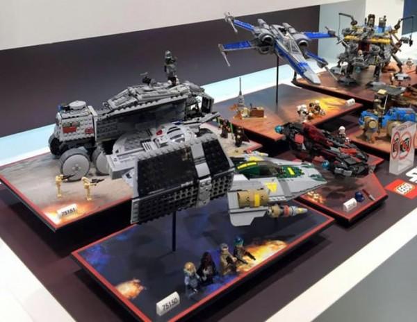 LEGO Star Wars 2016 nouveautés Toy Fair