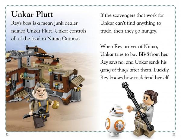 LEGO 75148 Star Wars The Force Awakens DK Encounter on Jakku