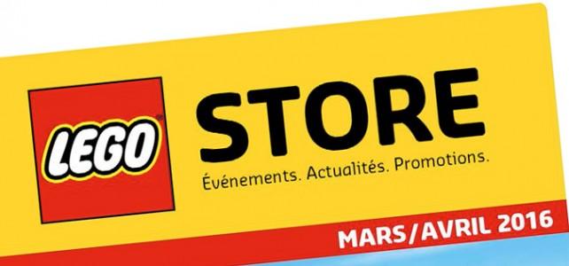Figurine de Paques et polybag Mr Freeze 30603 en mars/avril sur le Shop@Home