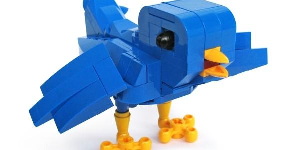 LEGO Twitter Hellobricks