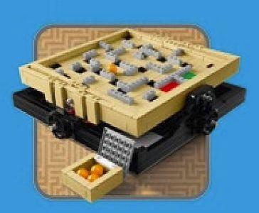 LEGO Ideas 21305 Labyrinth Marble Maze Labyrinthe