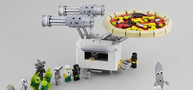 Pizza Surprise LEGO Pizzeria