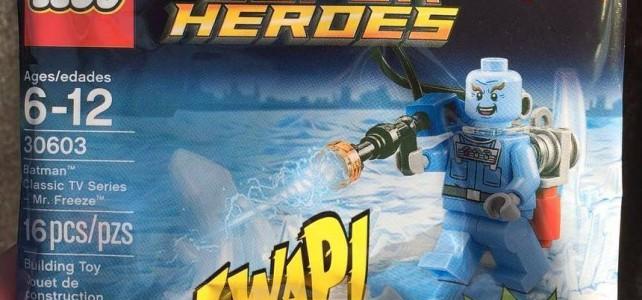 Polybag LEGO DC Comics 30603 Mr Freeze