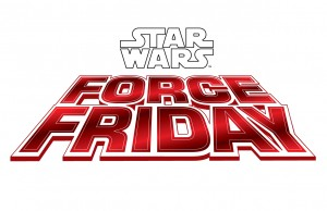 Star Wars Force Friday 2016