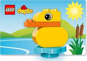 30321 Canard LEGO DUPLO gratuit