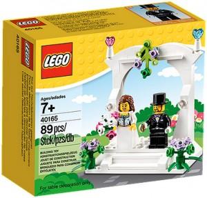 40165 Petit cadeau de mariage LEGO