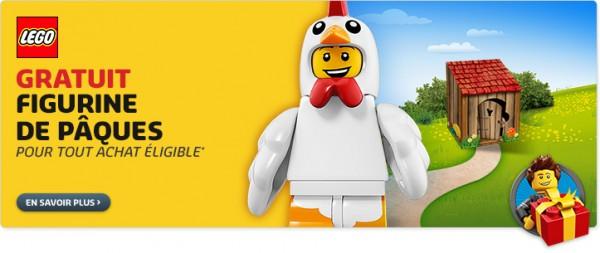 5004468 chicken guy LEGO nouveautés de mars