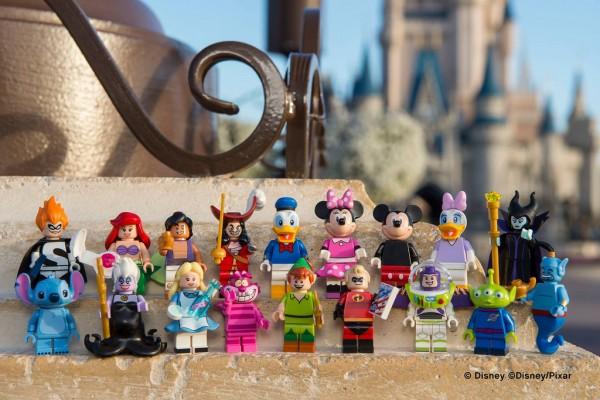 LEGO 71012 Disney Collectible Minifigures