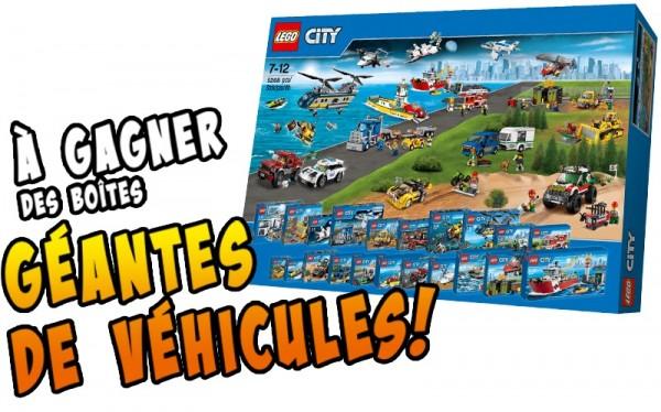 Concours LEGO City 2016