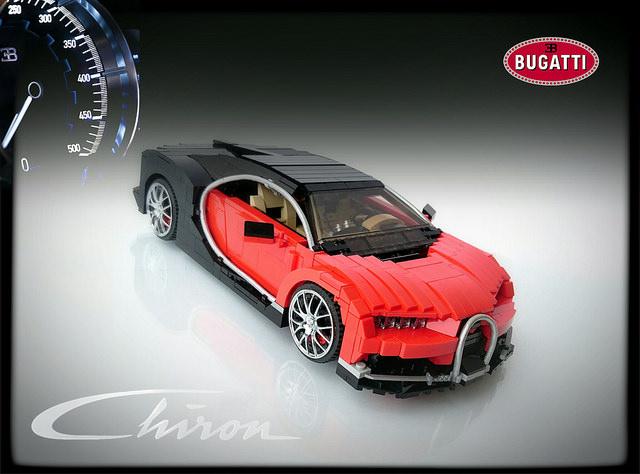 Bugatti Chiron Hellobricks Blog Lego