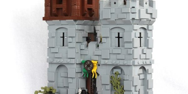 LEGO Castle porte