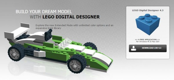 LEGO Digital Designer LEGO LDD 4.3.9